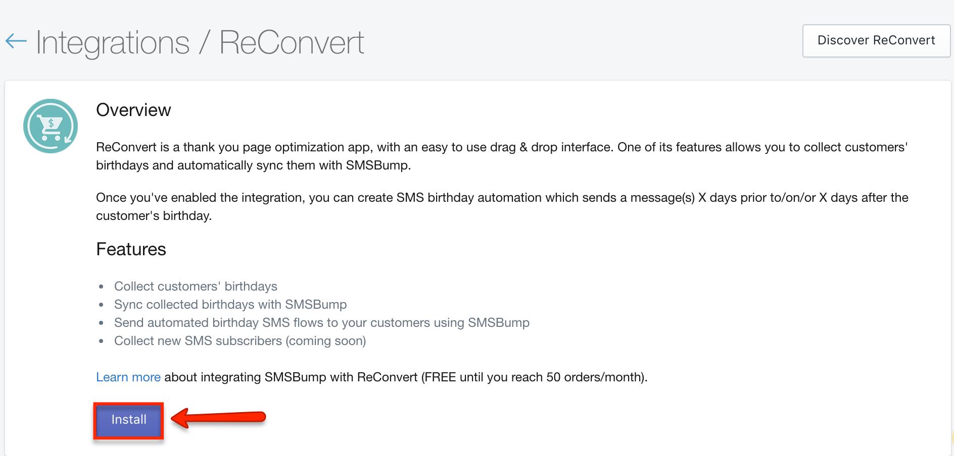 reconvert-install-smsbump