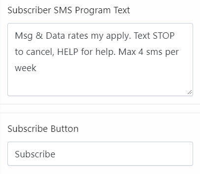 subscribe_button_and_text_embed_form_SMSBump