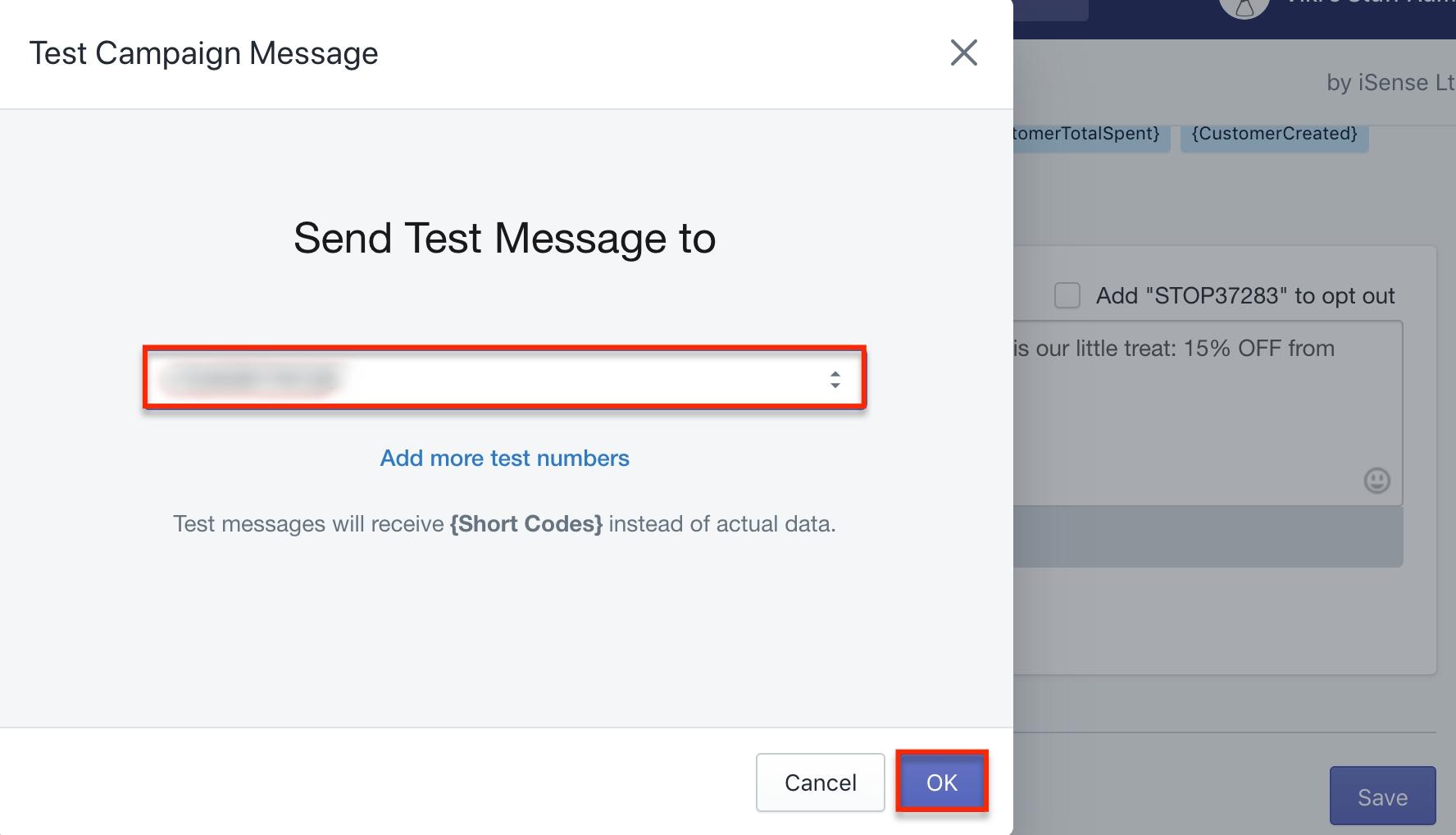 test-message-number-ok-reconvert-smsbump