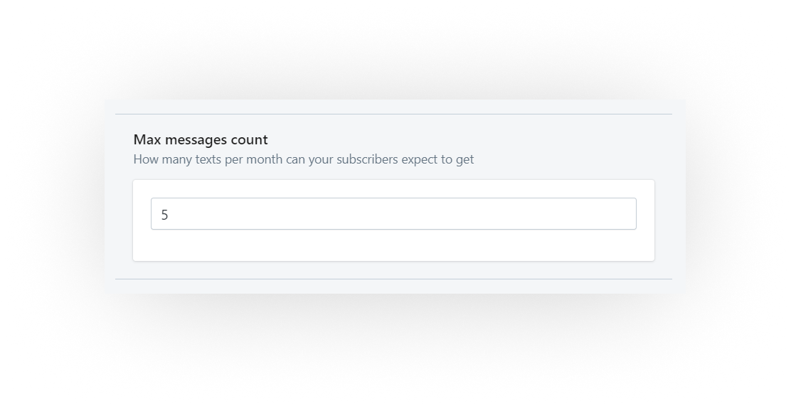max_message_count_SMSBump