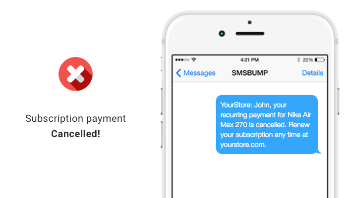 cancelled-subscription-sms-automation