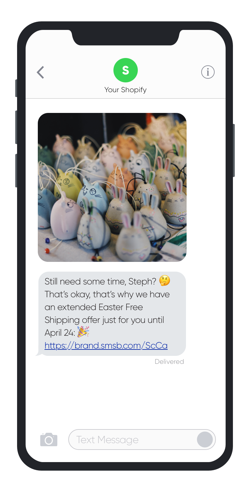 15 Easter SMS Marketing Inspirations to Drive Sales to Your