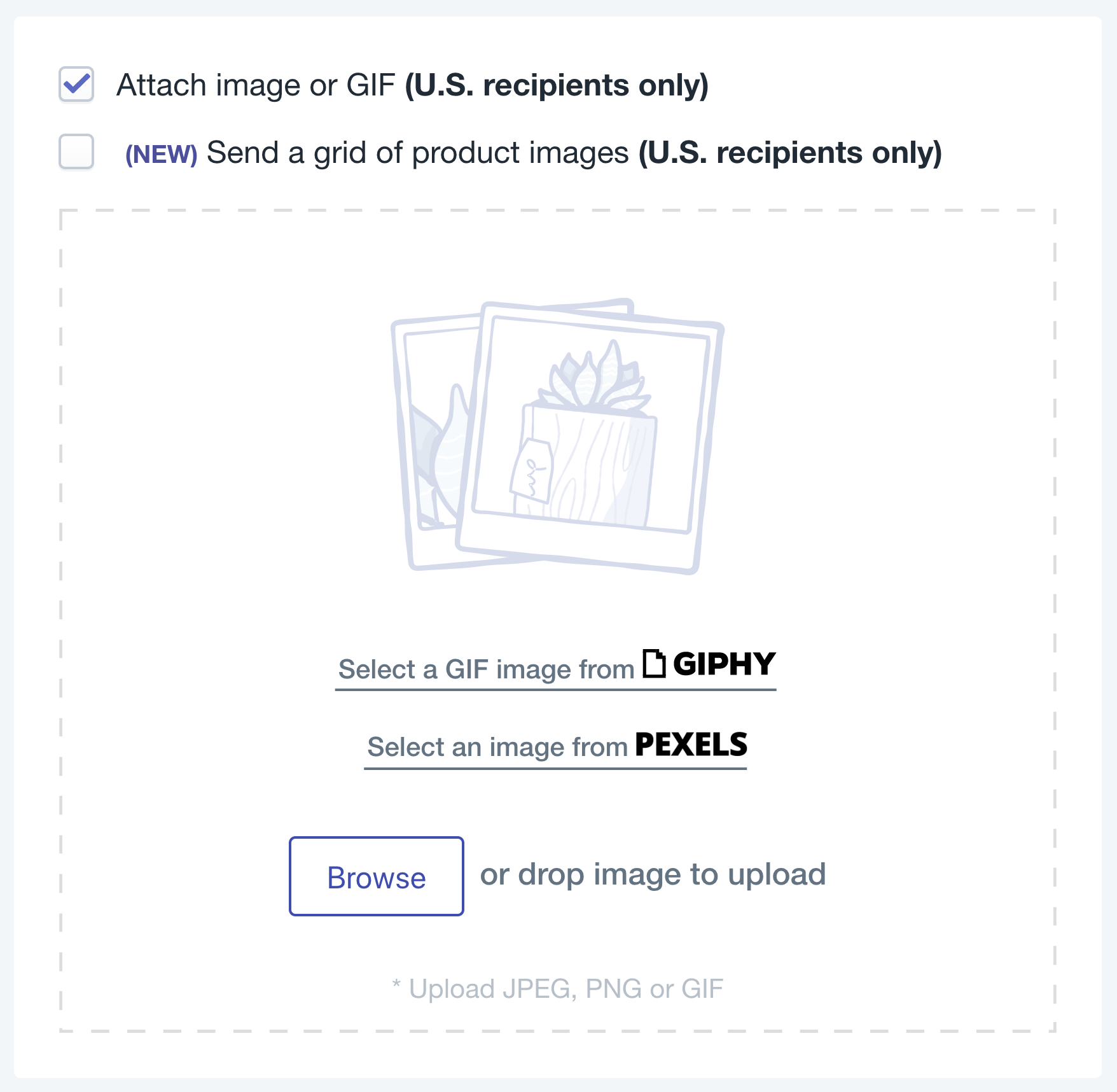 SMSBump MMS Images and GIFs in Abandoned Cart SMS for Shopify