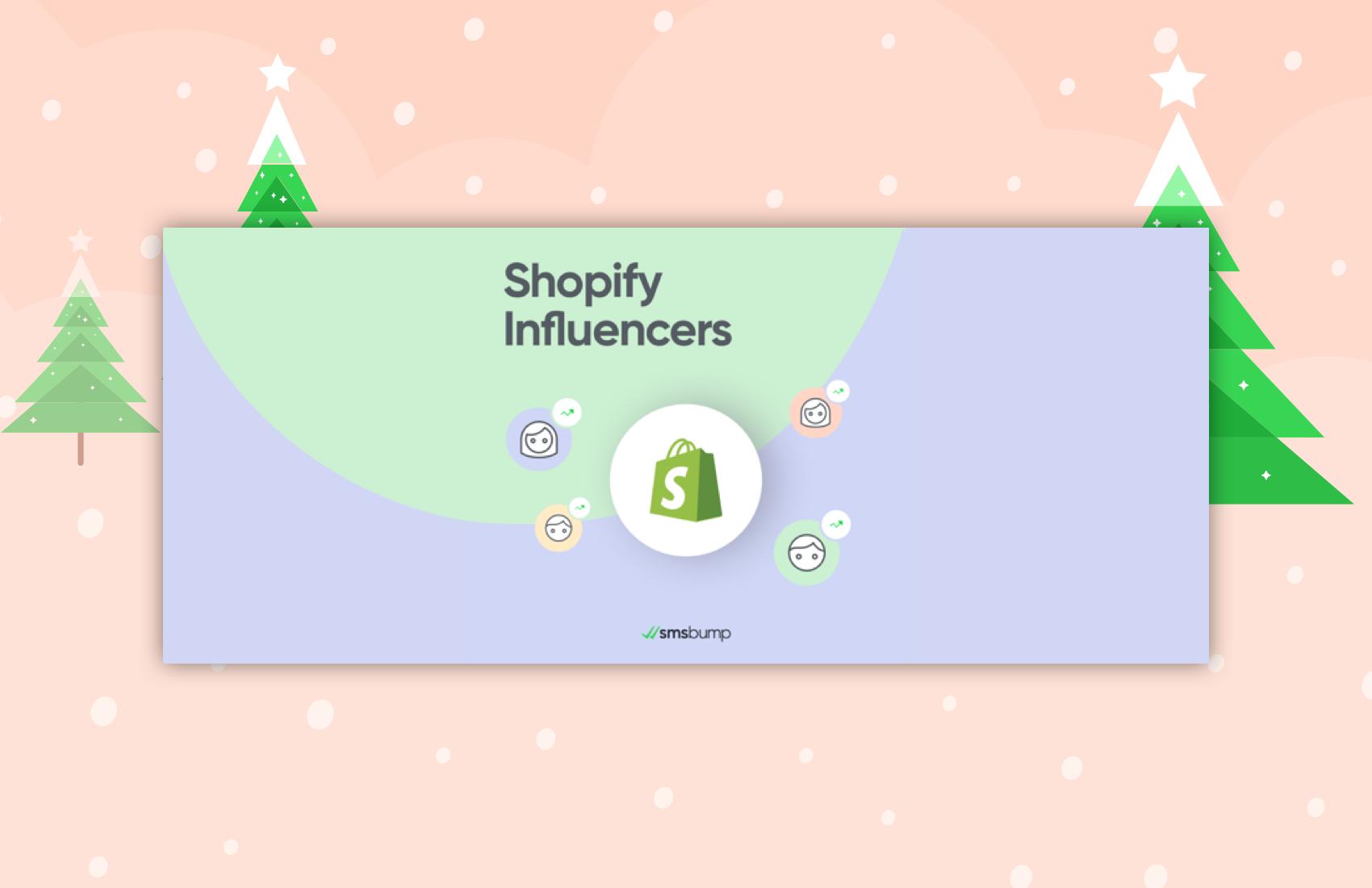influencers-shopify-smsbump
