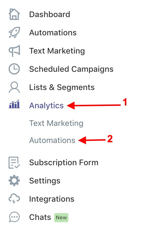 SMSBump Automation Analytics: How to track SMS Marketing automation analytics in Shopify
