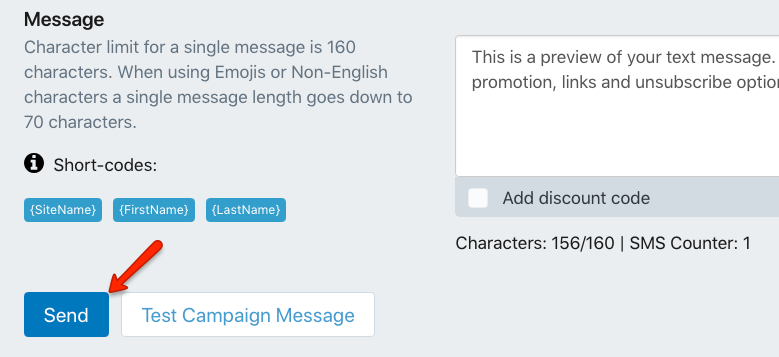 Send Campaign to Adjust Targeting, Budget and Promotion