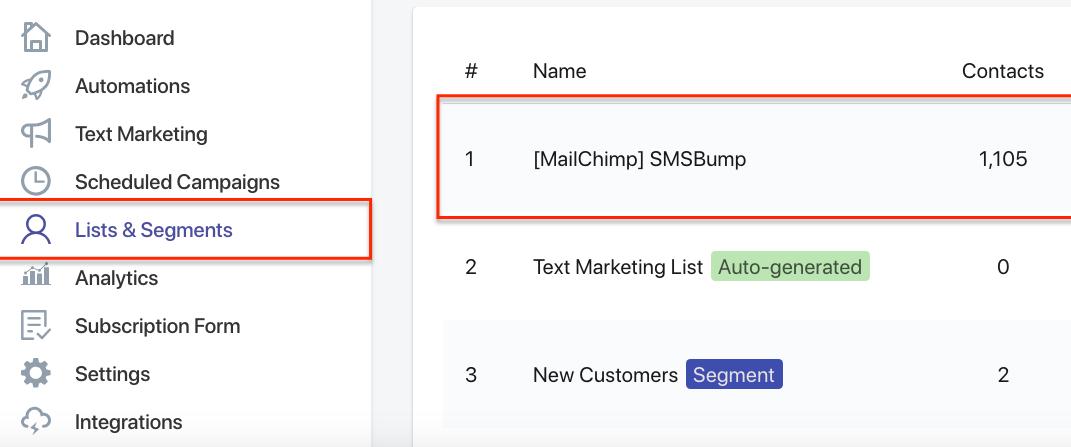 lists_mailchimp_SMSBump