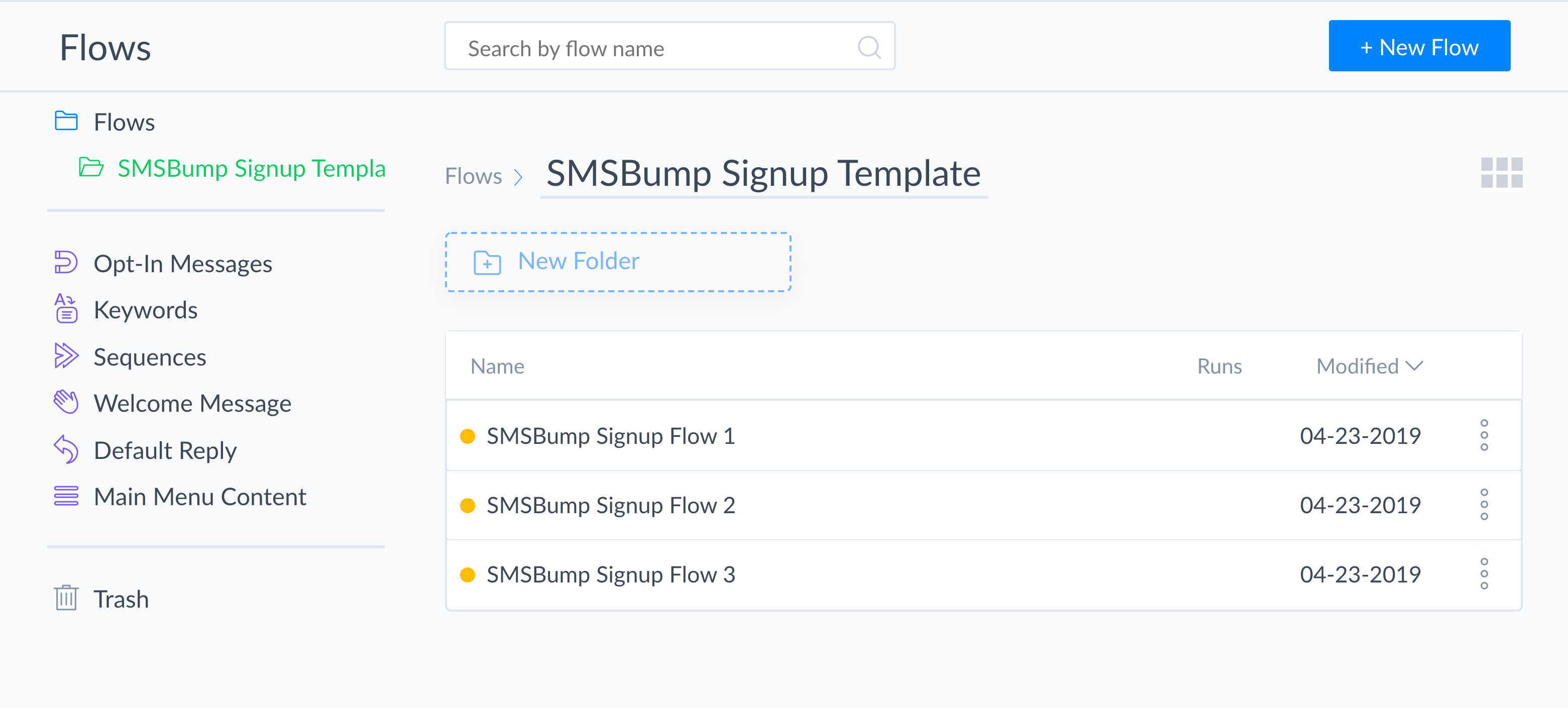 How to Grow Your SMS Subscribers in Shopify Using ManyChat Flows