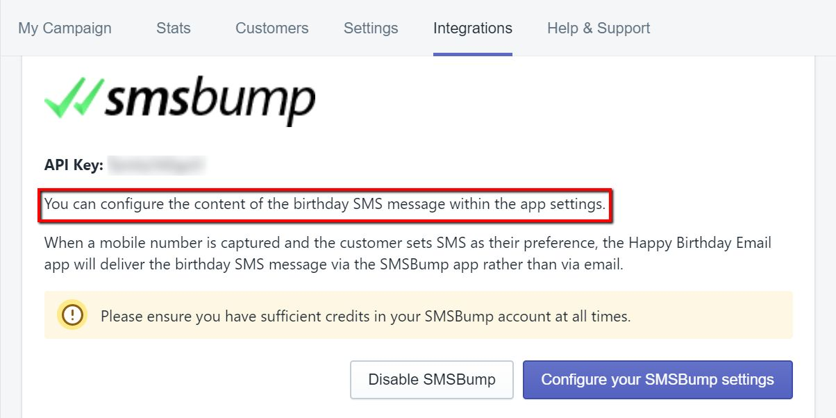 connected_SMSBump
