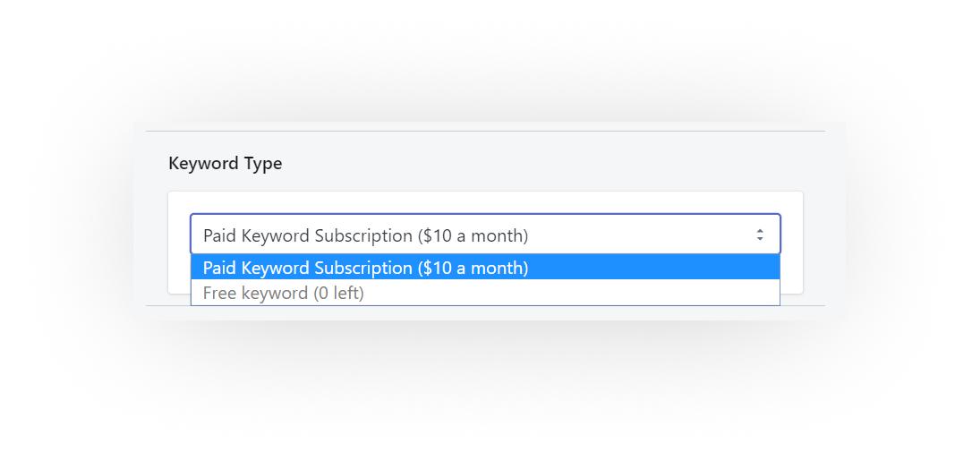 keyword_type_SMSBump