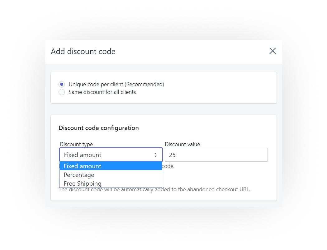 unique_discount_SMSBump